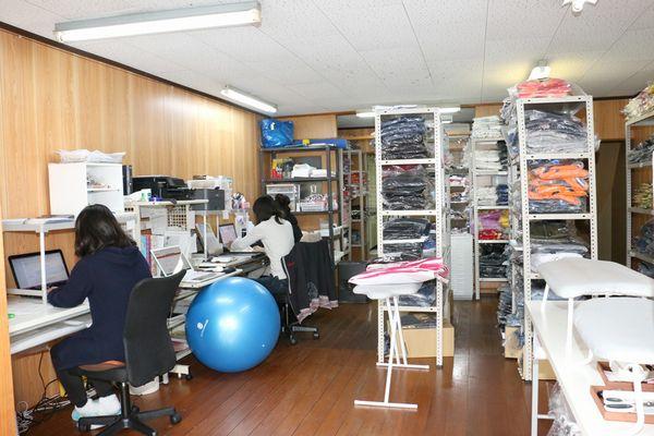 京都の撮影スタジオ Hurray Studio 倉庫