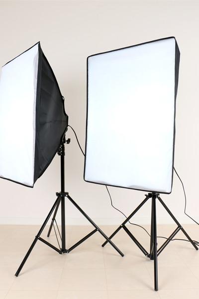 撮影照明機材 定常光